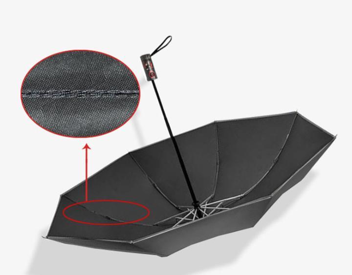 雨伞定做 安全防回弹广告伞定做