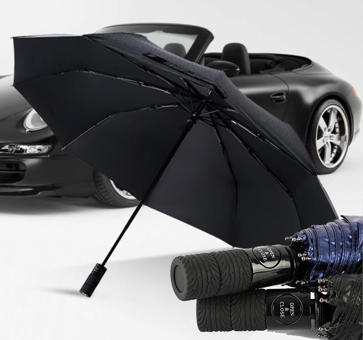 雨伞定做图片 创意广告礼品伞定做案例